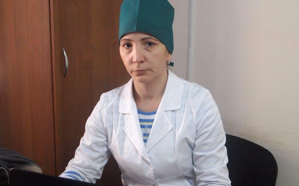 Сагитаева Айшат Гамзатовна